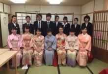 青山祭参加茶会2015